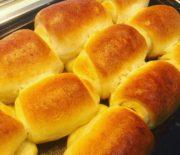 Pan de leche o pan brioche