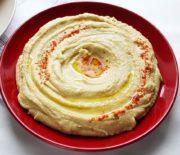 Hummus de garbanzos tradicional